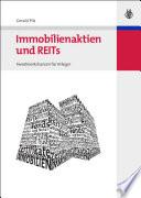 Immobilienaktien und REITs Book Cover