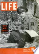 30. Apr. 1945