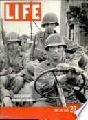 31. Juli 1950