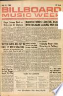 31. Juli 1961
