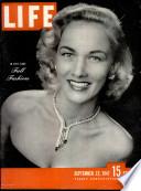 22. Sept. 1947