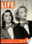 1. März 1943