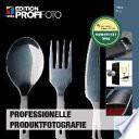 Professionelle Produktfotografie Book Cover