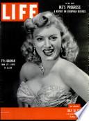 16. Juli 1951
